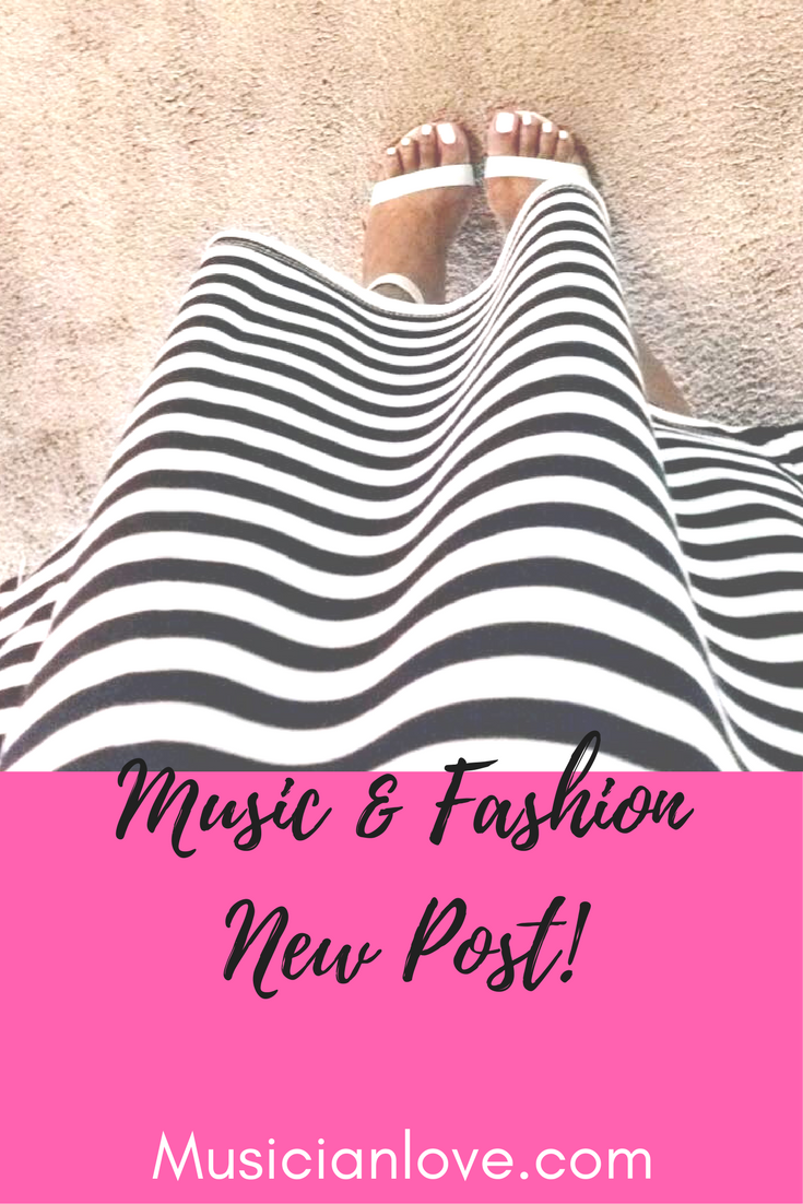 Music & Fashion? Yes, Please!